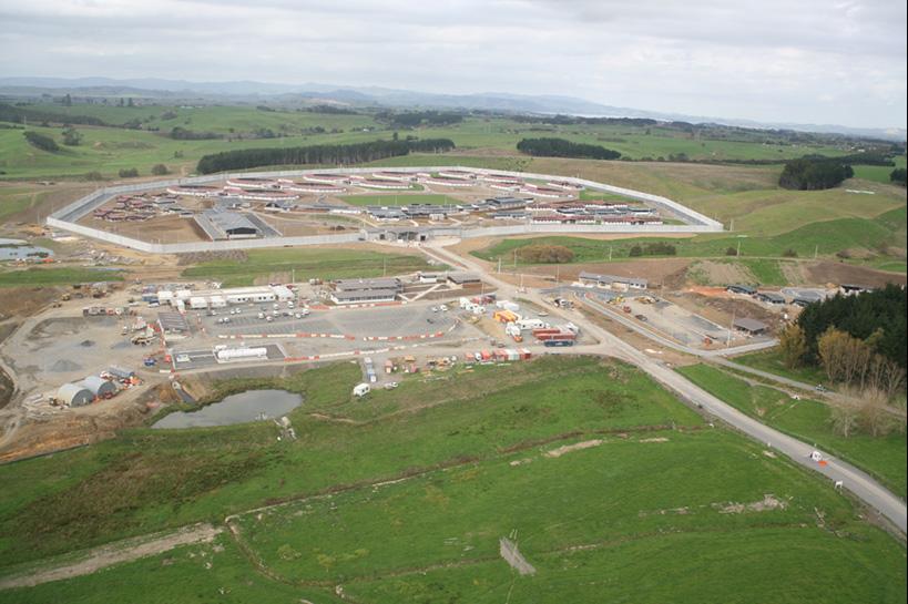Springhill Prison Dominion Constructors Dominion
