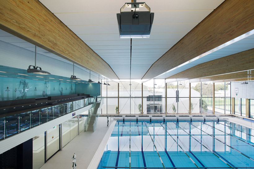 St Cuthberts College Centennial Pool Dominion