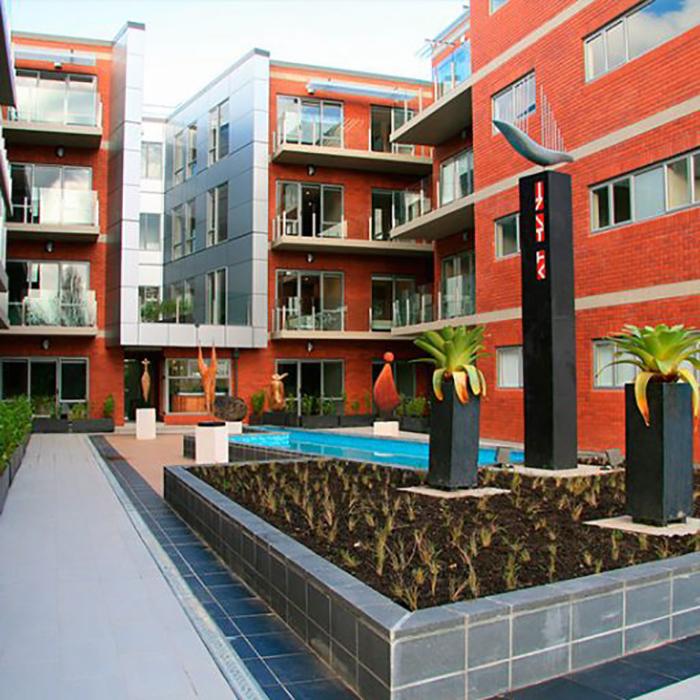 Tremont Apartments: Dominion Constructors Ltd