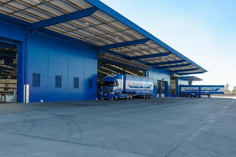 Mainfreight Hamilton Dominion Constructors Ltd