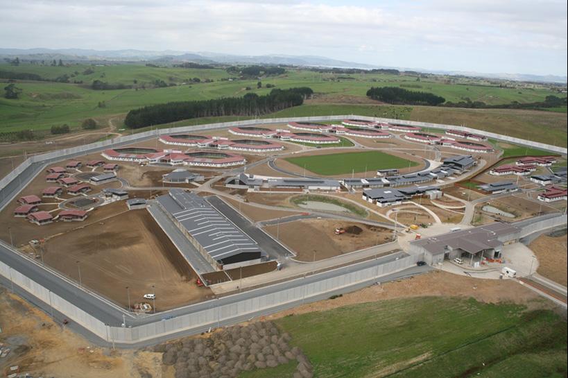 Prison scotia springhill nova Springhill Correctional