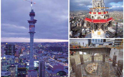 HAPPY BIRTHDAY SKY TOWER!